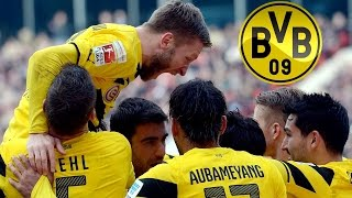 Borussia Dortmund | Best Goals & Skills | Motivational Video | 2014\2015 | HD