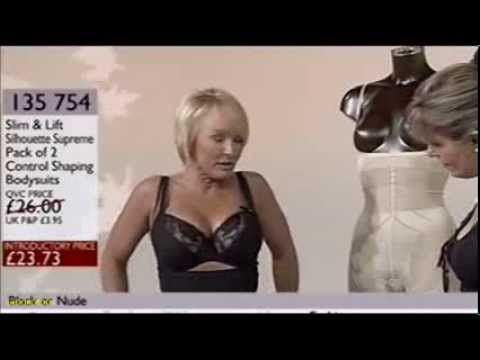 QVC Presenter Strips To Bra (2007)
