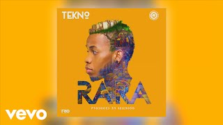 Tekno - Rara (Audio)