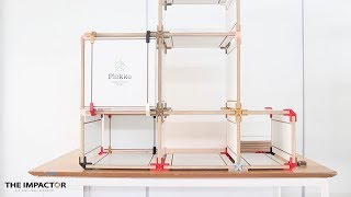 Can a shelf fight against Climate Change? // Plokko