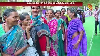 పోలింగ్ లో మహిళలదే పై చేయి | Women voting in Telangana elections