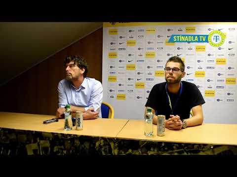 Tisková konference po utkání v Opavě (22.9.2018)