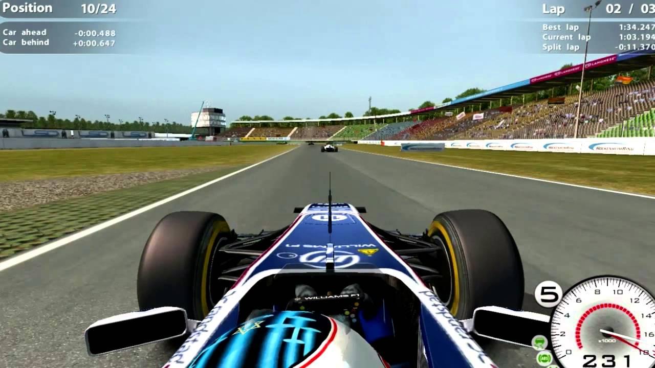 Скриншоты к f1 2012 + f1 2013 season mod (hd)
