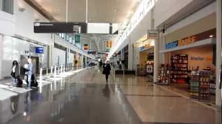 Washington Dulles International Airport - Terminal B - Interior Design, March 2012