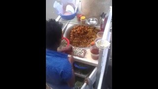 Bangladeshi street food