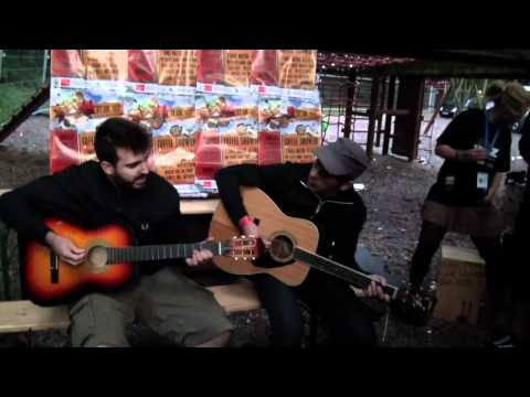 Coffee Shower - Acoustic Session @ SAM Festival 2011