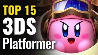 Top 15 Nintendo 3DS Platforming Games