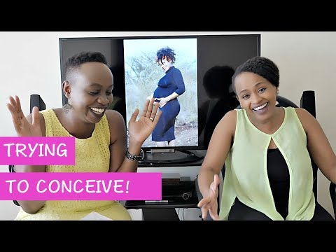 TRYING TO CONCEIVE | Wan & Wan