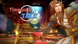Timewalk & Talk - Typisch Classic & Meine Situation - World of Warcraft