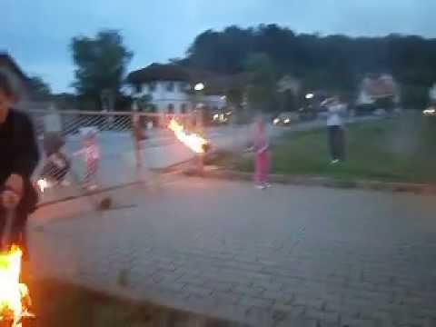 Paljenje lila 11.07.2014 Zavlaka