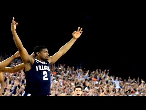 Villanova's Kris Jenkins on his championship-winning shot