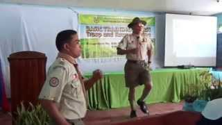 Boy Scout Song - I'm in the BSP