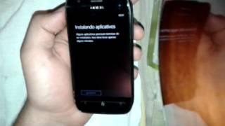 Nokia Lumia 710 - Hard Reset - Desbloquear - Resetar