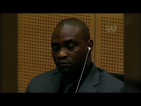 Congolese Warlord sentenced to 12 years for war crimes