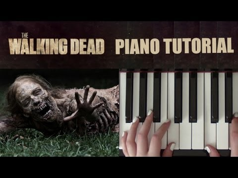HOW TO PLAY: The Walking Dead Opening Song