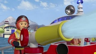 Fireman Sam New Episodes   Splash Rescues - Fireman Sam Saves - 1 HOUR 🔥 Cartoons for Children