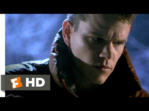 The Bourne Identity (2/10) Movie CLIP - No Papers (2002) HD