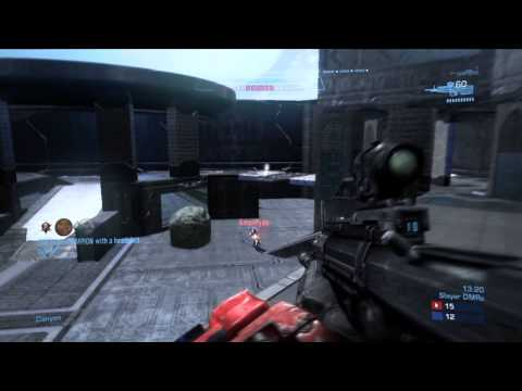 Ninja's Final Halo Reach Montage : 100% MLG - Edited by CJNEW001