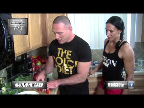 MMA:30 Archive: A Look Inside the Dolce Diet with Mike Dolce