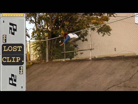LIzard Kind Lost & Found Skateboarding Clip #135