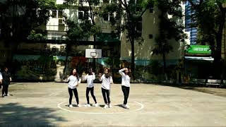 Trường người ta nhảy đỉnh ko chịu được - DDU DU DDU DU