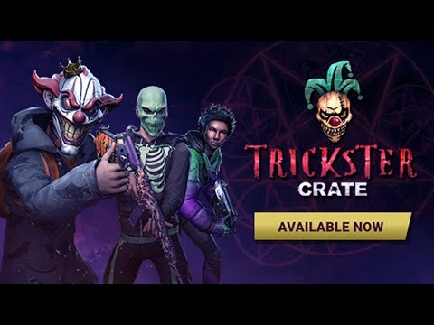 New H1Z1 Trickster Crate LEAKED! New Secret Ultra Rare Skins!