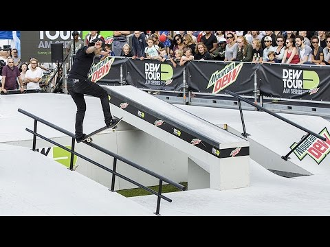 Maycon Luan Dew Tour Am Search Interview