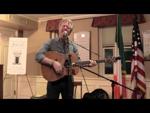 Glen Hansard performs Into the Mystic live at Glucksman Ireland House NYU