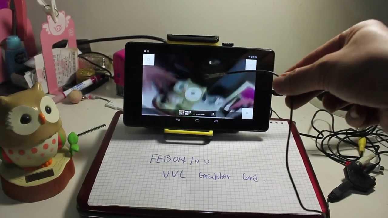 No Root Endoscope Snake Camera Connect Uvc Cvbs