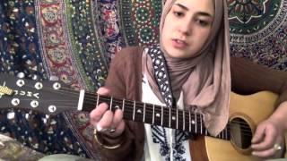Apparent Part-White? Iranian? Muzzie Does Grateful Dead's Ramble On Rose lulz