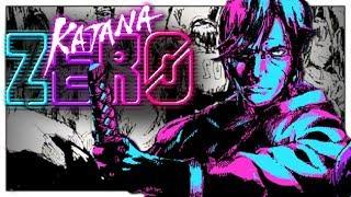 Katana Zero First Look - Side-Scrolling Ninja Hotline Miami (Let's Play Katana Zero Part 1)