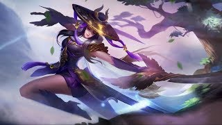 Only Fanny /Онли Хардкор🔥Mobile legends🔴TO BE HIGH SKILL, Myth -1800 Points