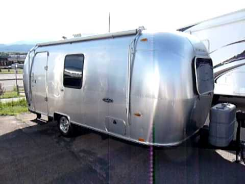 2008 Airstream Safari Sport 22 Travel trailer for sale