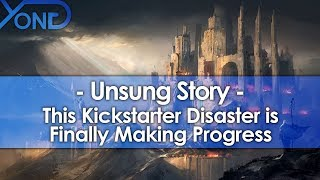 Kickstarer Disaster Unsung Story is Finally Making Progress
