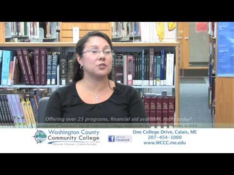"Washington County Community College: ""The Next Step"" Feb 2014"