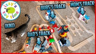We Each Make Our Own Thomas and Friends MEGA TRAIN TRACK