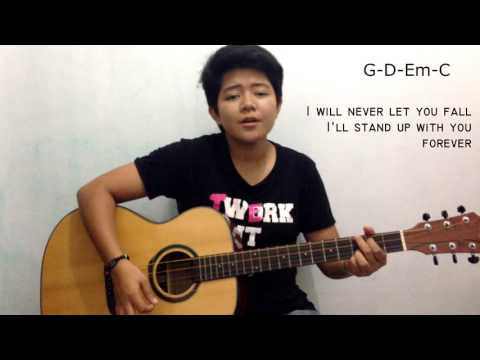 Your Guardian Angel by Red Jumpsuit Apparatus (Guitar Chords and Lyrics)