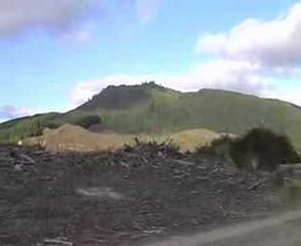 Wheelies in New Zealand - Wheel stand - Dirt Bike- NZ Forest