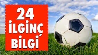 Türk Futbolundan 24 İlginç Bilgi