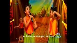 Mai Thanh Xuân - Khánh Ngọc - Em đưa cơm cho mẹ em đi cày - doremi 2013