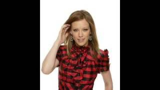 Watch Hilary Duff I Heard Santa On The Radio video