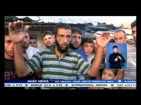 16 Palestinians killed at UN school in Gaza