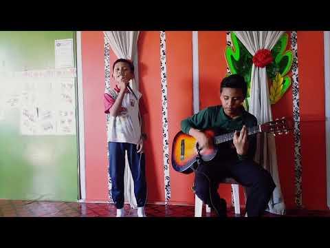 Budak Sekolah Nyanyi Lagu Zalikha - Floor 88 Cover Akustik | Suara Sedap