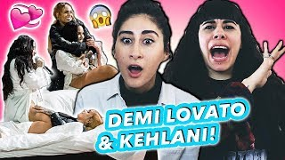 "Download Lagu DEMI LOVATO AND KEHLANI ""LONELY"" ALL ANGLES REACTION FOR SCIENCE! Gratis STAFABAND"