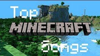 Top 10 Minecraft Songs - 10 najlepszych piosenek o Minecraft!