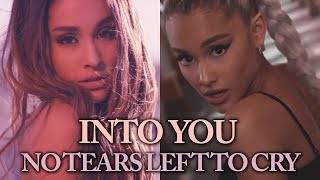 "Download Lagu ""No Tears Left In You"" - Mashup of Ariana Grande Gratis STAFABAND"