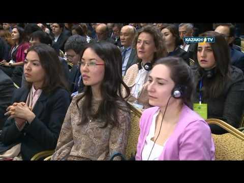 """""""News summary"""" (29.02.2016)-Kazakh TV-eng"""