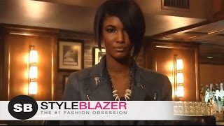Sessilee Lopez Talks About Becoming A Super Model