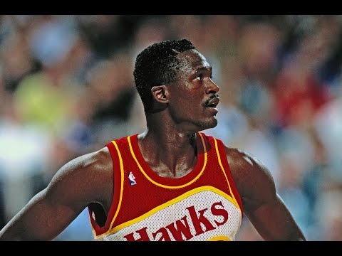Dominique Wilkins' Top 10 Dunks Of His Career