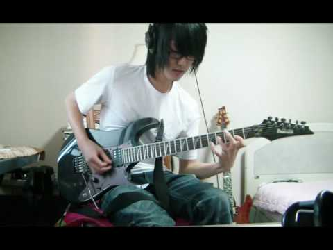 Steve vai - The audience is listening Cover by Gyu-Ho Lee이규호